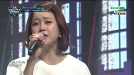 garosugil at dawn (150402 m countdown) - baek ji young