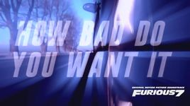 how bad do you want it (oh yeah) (furious 7 ost) [lyric video] - sevyn streeter