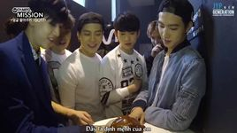 m! countdown backstage mission (150325) - got7