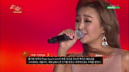 hello vietnam (music bank in hanoi 2015) - hyolyn