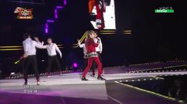 deja boo (music bank in hanoi 2015) - zico (block b)