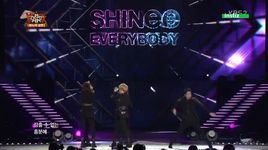 everybody (music bank in hanoi 2015) - shinee