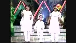 made in india on little dance champion on zee telegu - v.a