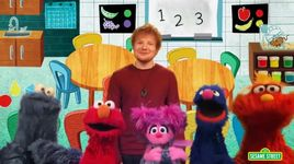 two different worlds (sesame street) - ed sheeran