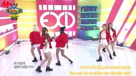 ah yeah (comeback live) (vietsub, kara) - exid