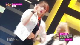 ah yeah (150418 music core) - exid