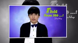 thoi dam me cover - dzhuy