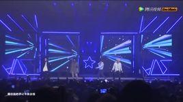beautiful night (150424 tencent k-pop live concert) - beast