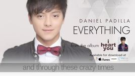 everything (lyric video) - daniel padilla