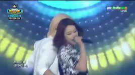 my ears candy (150401 show champion) - baek ji young, kang nam (m.i.b)