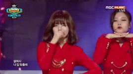 like a cat (150401 show champion) - aoa