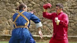 kung fu avengers - civil war - iron man vs captain america - v.a