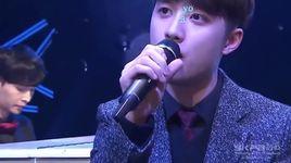 don't be sad (141226 gayo daejun) (vietsub, kara) - chan yeol (exo), baek hyun (exo), lay (exo)