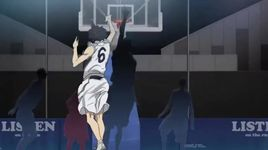 memories (kuroko no basket season 3 opening 3) - granrodeo