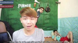 em cua mua pirate kings (em cua ngay hom qua che) - khanh dandy, suki dinh khu
