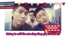 nhac trang 13: xang tang cmnr! (my everything cover) - v.a
