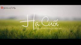 ha cuoi (handmade clip) - thuy chi