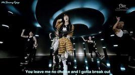 trap (english version) (lyrics) - henry (super junior-m)
