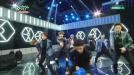 call me baby (150403 music bank) - exo