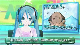 news 39 - hatsune miku, mitchie m