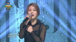 forgot (150415 show champion) - kim yeon ji (spica)