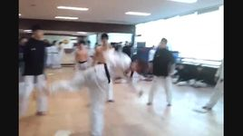 combo 13 cu da dep nhat chi co trong taekwondo - v.a