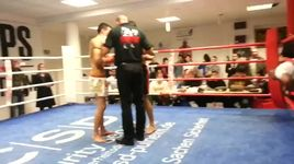 taekwondo vs muay thai qua hay - v.a
