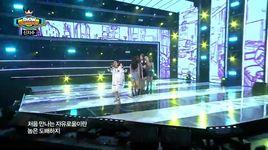 hey jude (150429 show champion) - shin ji soo