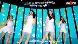 hello bubble (vietsub, kara) - girl's day