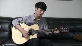 lost stars (adam levine guitar cover) - sungha jung