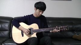 time and fallen leaves (akmu cover) - sungha jung