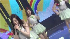 because of you (150501 simply kpop) - berry good
