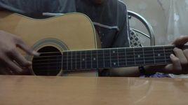 su that sau mot loi hua guitar cover - v.a