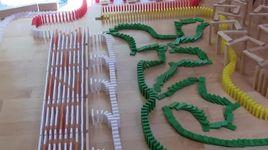 6,500 dominoes pha trong tic tac - v.a