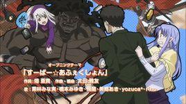 super affection (carnival phantasm opening) - minami kuribayashi, miyuki hashimoto, faylan, aki misato, yozuca, rino