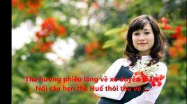 hue tinh xa (handmade clip) - van khanh