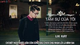 dieu toi muon noi (lyrics) - lik kay