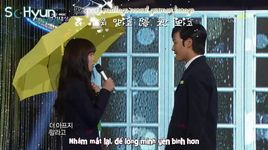back in time & tears are falling (mbc drama awards 2012) (vietsub) - v.a, kim yoo jung, kim so hyun