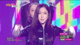 fm (150404 music core) - crayon pop