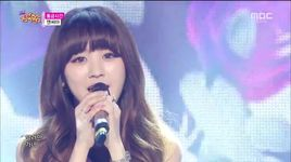 cinderella time (150404 music core) - dang cap nhat