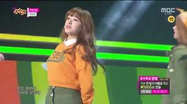 pepe (150411 music core) - clc
