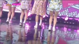 sugar sugar (150411 music core) - laboum