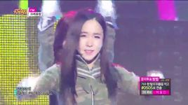 fm (150418 music core) - crayon pop