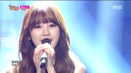 cinderella time (150418 music core) - dang cap nhat