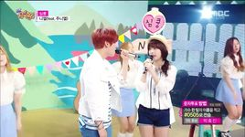 spring love (150418 music core) - niel (teen top), juniel
