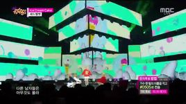 ice cream cake (150418 music core) - red velvet