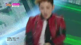watch out (150425 music core) - hotshot