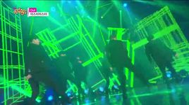 out (150425 music core) - mr.mr