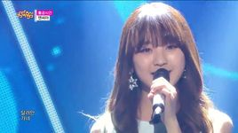 cinderella time (150425 music core) - dang cap nhat