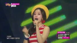 shake me up (150425 music core) - so yumi